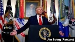 27 жовтня президент Дональд Трамп повідомив про загибель попереднього лідера угруповання Аль-Багдаді