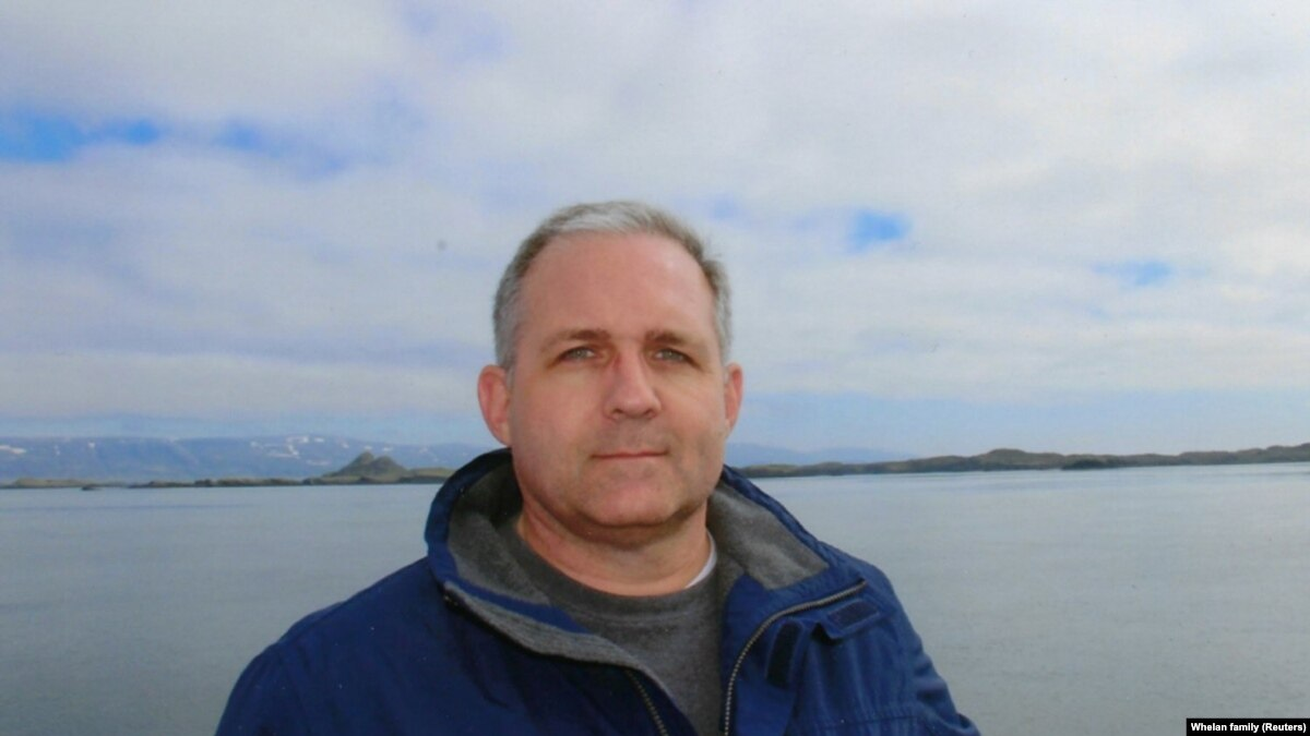 Задержанный в Москве американец имеет также британское подданство – The Times
