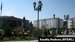 Ադրբեջան, Նախիջևան - Տեսարան Նախիջևան քաղաքից