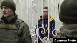 Дмитро Некрасов, приміщення Апеляційного суду Кіровоградської області, 10 грудня 2015 року
