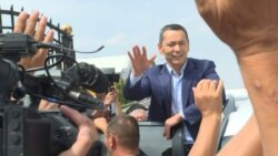 Kyrgyz Opposition Politician Returns From Self-Imposed Exile