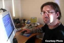 Андрей Гришин, Адам құқықтары жөніндегі қазақстандық бюро сайтының редакторы.
