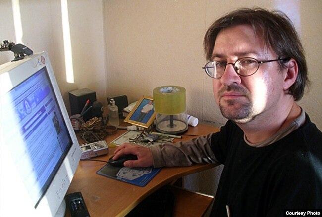 Андрей Гришин, редактор сайта Казахстанского бюро по правам человека и соблюдению законности.