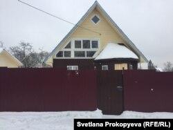 Дом, в котором погибли подростки