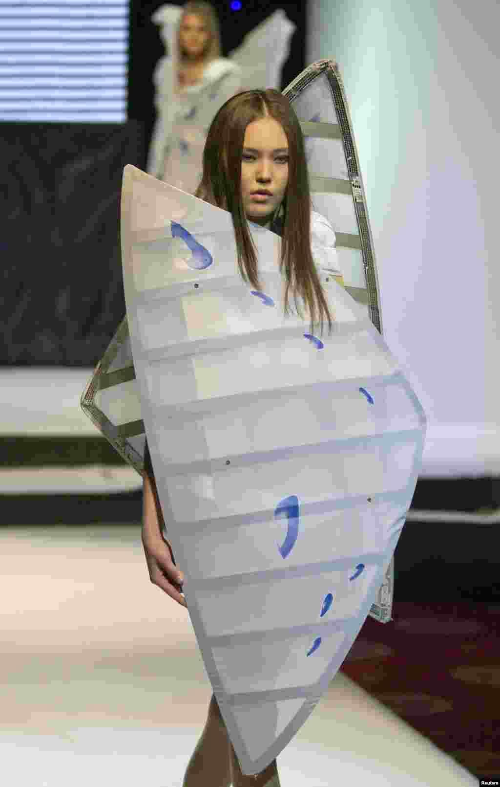 Sabina Makhmudova pushed back the boundaries of conventional costume design.