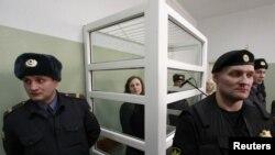 Gjykimi i anëtares së Pussy Riot, Maria Alyokhina