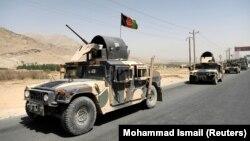 په هلمند کې د وسله والو پرضد د افغان ځواکونو عملیات.
