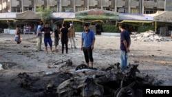 Bagdad, 4 shtator 2013.