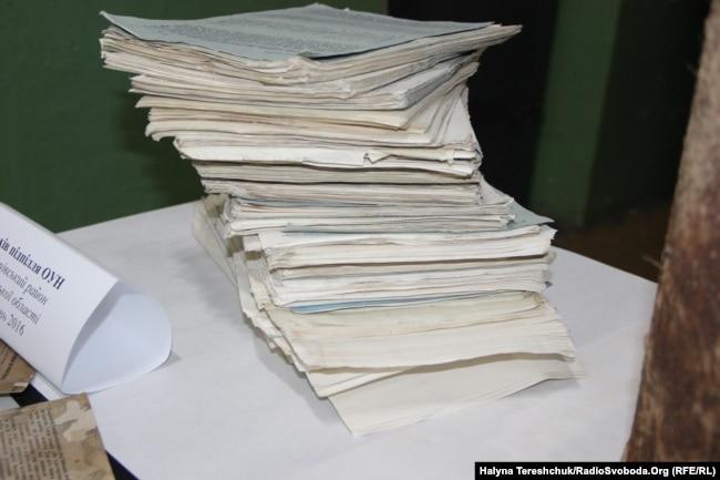 Знайдено понад 5 тисяч листівок до українців