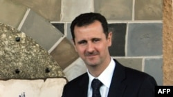 Президент Сирии Башар Асад.