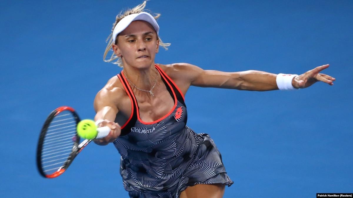 Australian Open: Цуренко победила россиянку Александрову в первом круге
