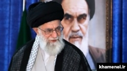 Udhëheqësi suprem i Iranit, Ajatollah Ali Khamenei,
