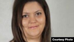 Симона Сарделиќ, член на УО на НМСМ