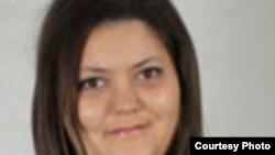 Симона Сарделиќ, член на Управниот одбор на Националниот младински совет