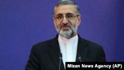 Представитель судебной власти Ирана Голамхосейн Эсмаили