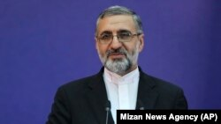 Iran's Judiciary spokesman Gholamhossein Esmaili has said that Khamenei will pardon about 10,000 prisoners. FILE PHOTO