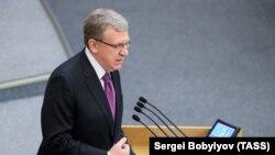 Глава Счётной палаты России Алексей Кудрин