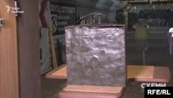 Пластилін – це спеціальний балістичний матеріал, на якому з'являється отвір, коли бронежилет «пропускає»