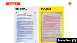 Comparații publicate de PressOne în legătură cu teza de doctorat a secretarului de stat Bogdan Despescu