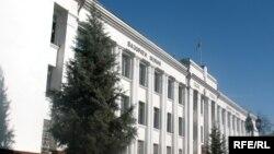 Бинои Вазорати молияи Тоҷикистон