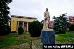 Дом-зей Иосифа Сталина в Гори