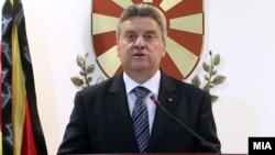 Претседателот на државата Ѓорге Иванов