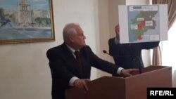 Посол Мартін Сайдік під час переговорів у Мінську