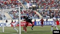 بازی ایران و لبنان