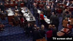 Од седницата на Сенатот на САД