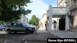 Отделение российской полиции в Нахимовском районе