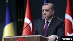 Президент Турции Реджеп Таййип Эрдоган