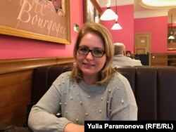 Наталья Шишенина, Калининград