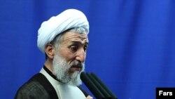 کاظم صديقی، امام جمعه موقت تهران
