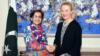 الیس ویلز: همکاری پاکستان برای پیروزی قوای امریکا در افغانستان مهم است