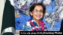 د پاکستان د بهرنیو چارو وزارت مرستیاله تهمینه جنجوعه