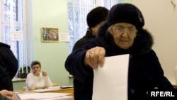 Заманить на избирательные участки молодежь не очень-то удалось