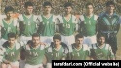 بازی پاس - العربی قطر در ورزشگاه آزادی