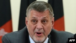 Jan Kubis most recently served as the top UN envoy in Afghanistan, from 2012 to 2014.