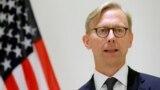 آقای هوک میگوید تحریمهای آمریکا علیه چهرههای جمهوری اسلامی به هیچ وجه نمادین نیست.