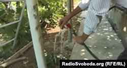 Місцевий житель запевняє, що з водою проблем немає