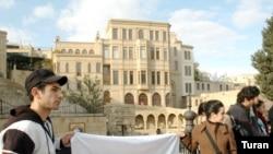 Hərəkat noyabrın 14-də də etiraz aksiyası keçirmişdi