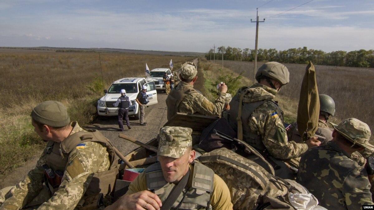 Новые точки разведения войск: на каких участках настаивает Украина и чего хочет Россия