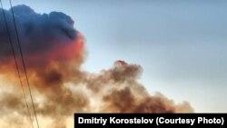 Пожежа, ілюстративне фото