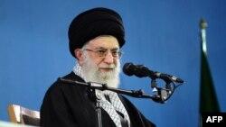علی خامنهای، رهبر جمهوری اسلامی