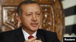 رجب طیب اردوغان، نخستوزیر ترکیه.