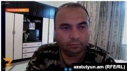 Ваан Бадасян из Степанакерта отвечает на вопросы Радио Азатутюн (архив)