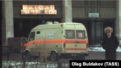 Станция скорой помощи (архивное фото)