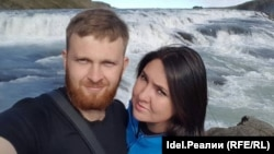 Лейсан и Сергей Хапугины