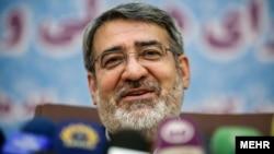 عبدالرضا رحمانی فضلی؛ وزير کشور دولت یازدهم
