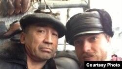 Та самая шапка, купленная на Ошском базаре
